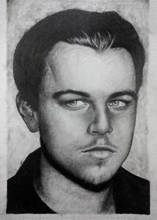 Leonardo DiCaprio por Patcha